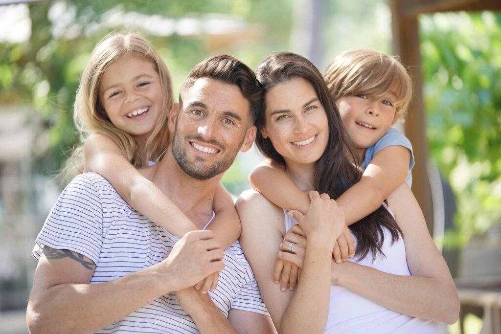 chiropractor family